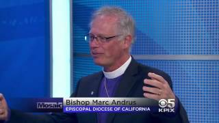Bishop Marc Andrus of the Episcopal Diocese of California (2/4)