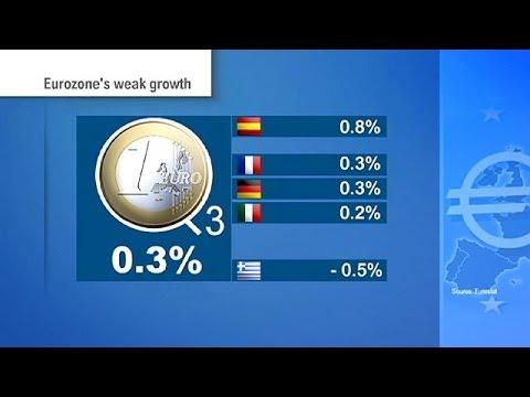 Ελλάδα: μείωση ΑΕΠ -0,5% το τρίτο τρίμηνο - economy