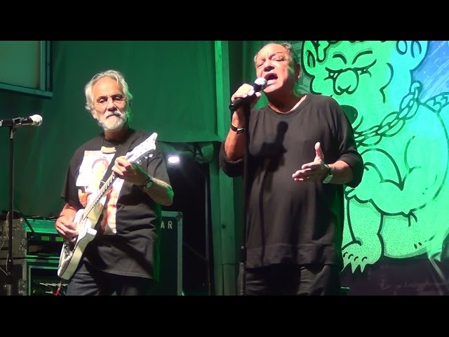 Cheech and Chong - Chicano National Anthem - Festival Supreme 2014