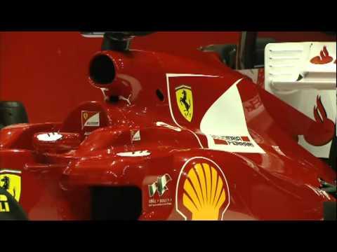 Ferrari F1 2011. Ferrari 150, al detalle. Buena calidad. Ferrarif1.TK