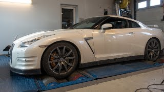 Totalcar Erőmérő: Nissan GT-R (2014)