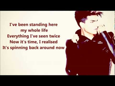 Adam Lambert - Runnin' [FULL SONG] - LYRICS