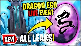 *ALL* Fortnite v7.10 LEAKS - DRAGON EGG LIVE EVENT, FREE GIFTS, 14 DAYS OF CHRISTMAS CHALLENGES