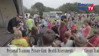 Shinewater Park Fun Day 2014 Official Highlight Film HD from Bourne IdenTV
