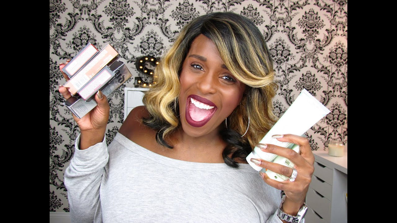 IT'S TIME FOR A HAUL YA'LL! | HIGH END MAKEUP & BEAUTY PRODUCTS FROM SEPHORA, NEIMAN MARCUS, ETC!