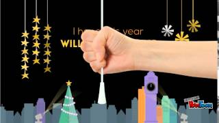 Happy New Year! - The Animated Life Of Alban Skenderaj