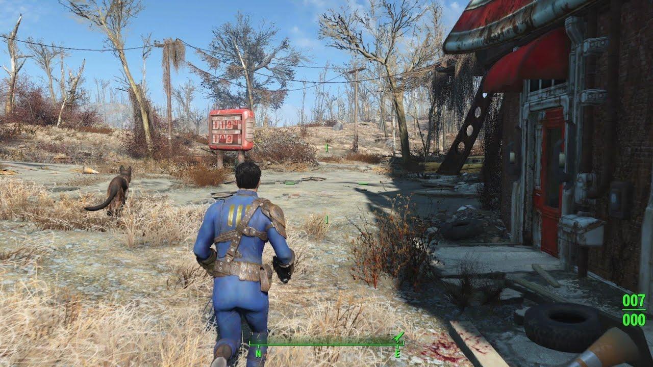Официальный анонс и первый трейлер игры Fallout 4