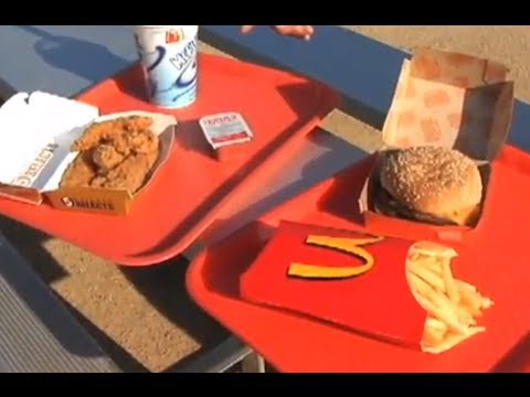 Calories in McDonalds Meal - How to Burn Off Fast Food - Men's Health