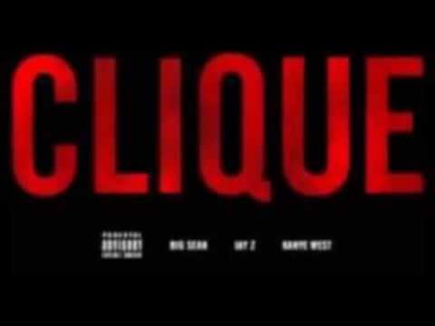 Kanye West - Clique ft. Big Sean & Jay-Z (Explicit) remix by G-9/Midwsetkustomsinc