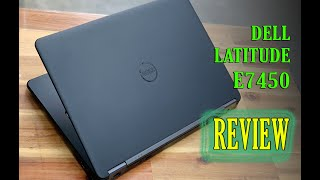 LAPTOP MỸ Review Laptop Dell Latitude E7450