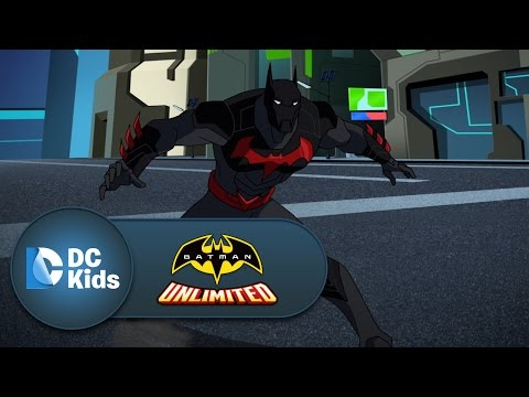 Croc Rocks the Museum | Batman Unlimited | DC Kids