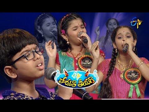 Padutha Theeyaga   Pre Finals   28th  October 2018   Full Episode   ETV Telugu