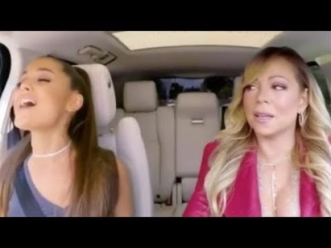 Mariah Carey and Ariana Grande Carpool Karaoke!