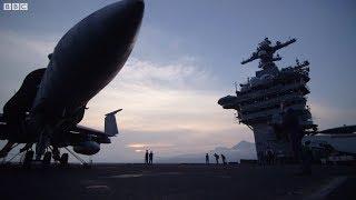 Cùng BBC thăm USS Carl Vinson ngoài khơi Đà Nẵng