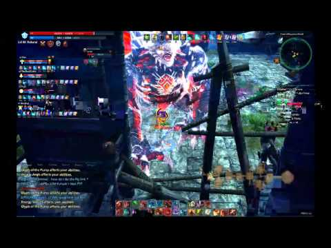 [Tera HD] Advanced Lancer Guide: PvE