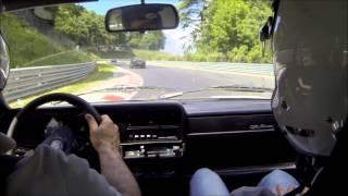 Alfa Romeo Alfasud 1.5 TI Nürburgring Nordschleife
