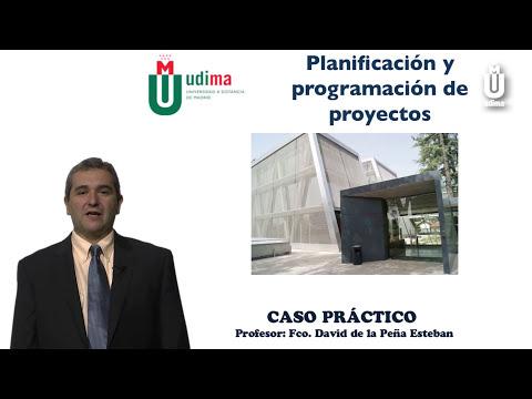 Planificación y programación de proyectos. Caso práctico.