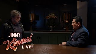 Mark Hamill Helps Guillermo Find What He Is Seeking