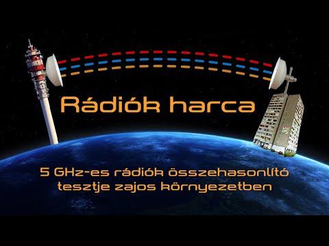 Rádiók harca - 5GHz