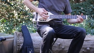 "Traveler Guitar Ultra-Light ""Unplugged"" Sound Demonstration"