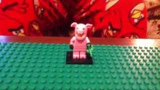 "Lego MiniFigures Series 12 - ""Piggy Guy"""