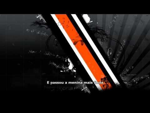 Mic Rola - Ai Se Eu Te Pego (with animated lyrics)