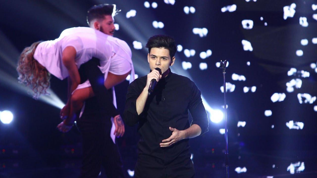 """Lora - """"Ne împotrivim"""". Vezi interpretarea lui Emilian Nechifor din a doua gală live X Factor!"""