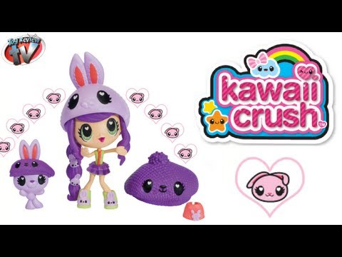 Kawaii Crush Sunny & Bunny Hop Hop Cuddly Pet Collection Toy Review. Spin Master
