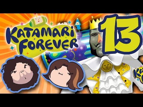 Katamari Forever: Animal Style - PART 13 - Game Grumps