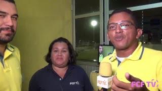 TAÇA FARES LOPES  1º JOGO SEMIFINAL IGUATU X FORTALEZA - 18/10/2017