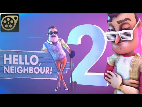 [SFM] Hello neighbor 2 song (JT Music)
