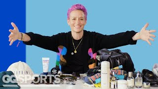 10 Things Megan Rapinoe Can't Live Without | GQ Sports