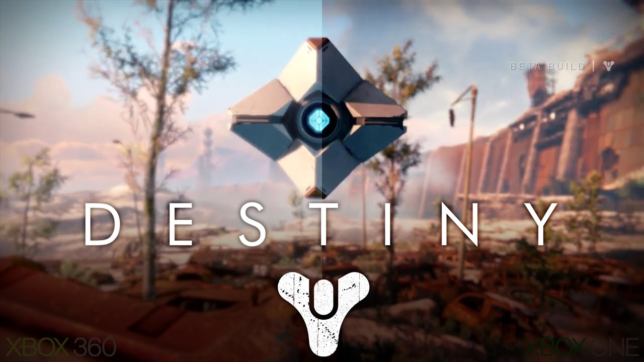 Destiny Beta - ... Xbox One Vs Ps4 Comparison Graphics