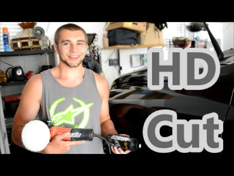 How To Compound Your Car with HD Cut - Review and Results Showcased 3D Products Dodge Ram