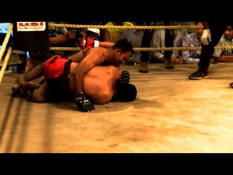 Nadeem Farooqi Vs Tanaji Patil - Full Contact Championship 7