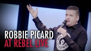 Robbie Picard: The Rebel Live Calgary (Full Speech)