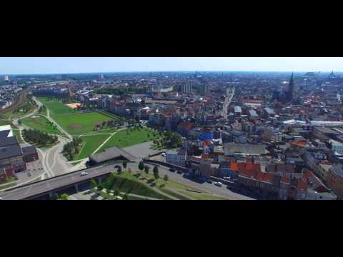 Antwerp Droned