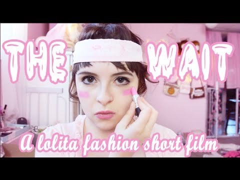 The Wait: A Short Film On The Sufferings Of Lolita Fashion video