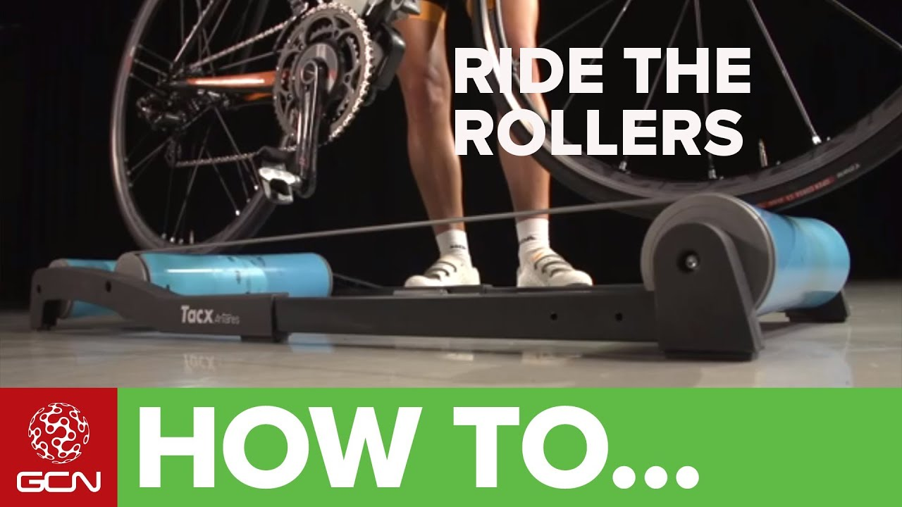 cycle   rollers indoor bike training  rochelle gilmore youtube