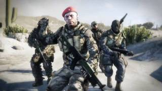 Battlefield Bad Company 2 - Squad Stories 2 Trailer