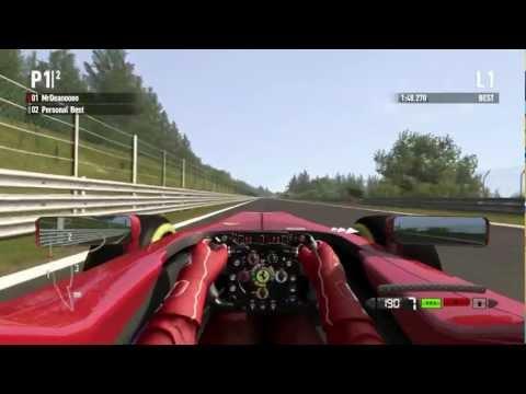 F1 2011 - Real Cockpit