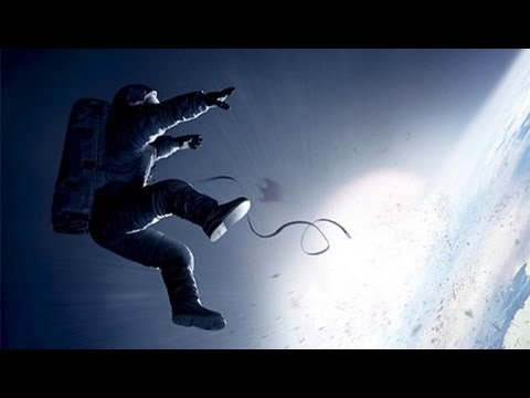 Gravity (Starring Sandra Bullock & George Clooney) Movie Review