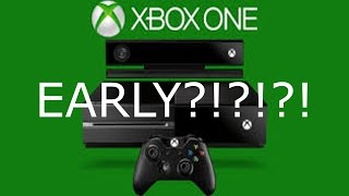 How to get Digital games early (Xbox One)