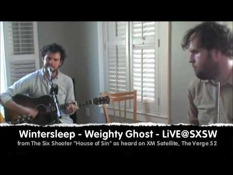 Wintersleep - Weighty Ghost Radio Mix