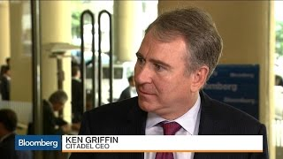 Citadel CEO Ken Griffin on Hedge Funds, Financial Regulation