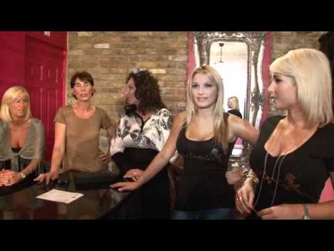 EXCLUSIVE! Inside MINNIES BOUTIUE with SAM FAIERS & BILLIE FAIERS / for iFILM LONDON.