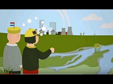 Animatie over het natuurherstelproject Hedwige Prosperpolder (Nederlands ingesproken)