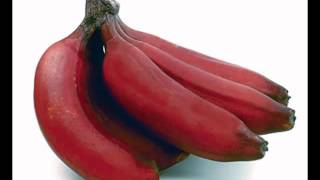 Red Banana Health Benefits