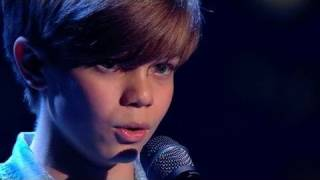 Ronan Parke - Britain's Got Talent Live Semi-Final - itv.com/talent - UK Version