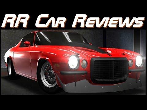 KINDA UNDERWHELMING - '70 Camaro RE | Racing Rivals Car Reviews